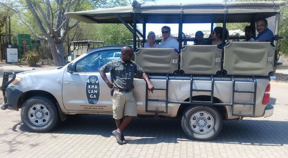Open Safari Vehicle (OSV)