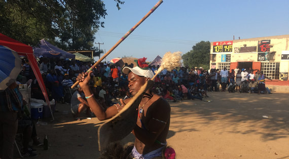 Mochongolo Traditional Dance