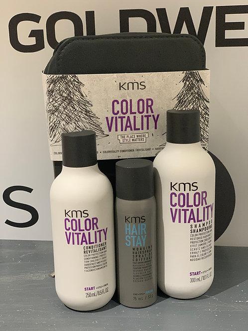 KMS CHRISTMAS GIFT SETS color vitality