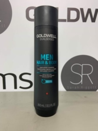 DUAL SENSES MENS HAIR AND BODY
