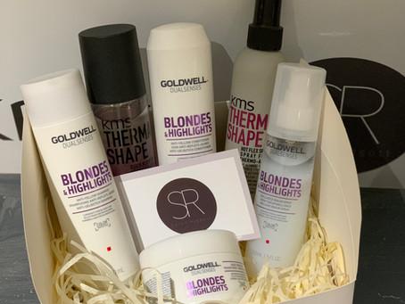 SR  HairCare  in  a  Box