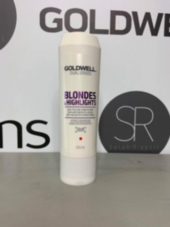 DUAL SENSES BLONDE AND HIGHLIGHTS CONDITIONER