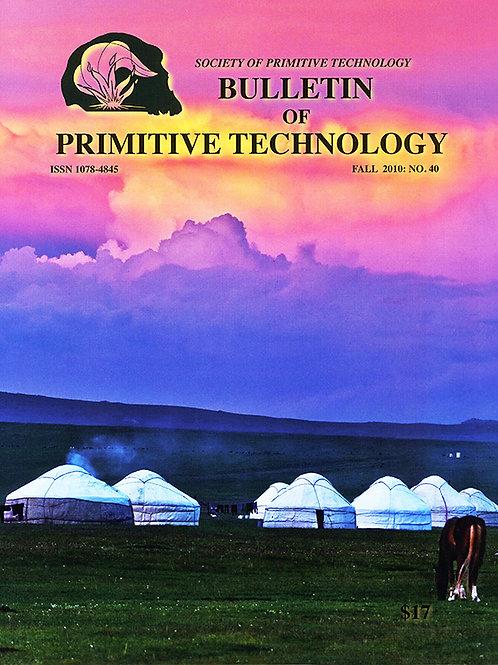 Bulletin #40 - Plain, Prairie and Steppe