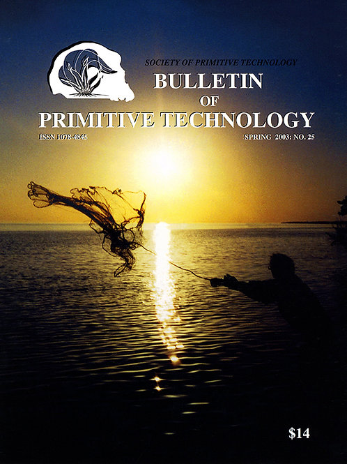 Bulletin #25 - Fishing Technologies