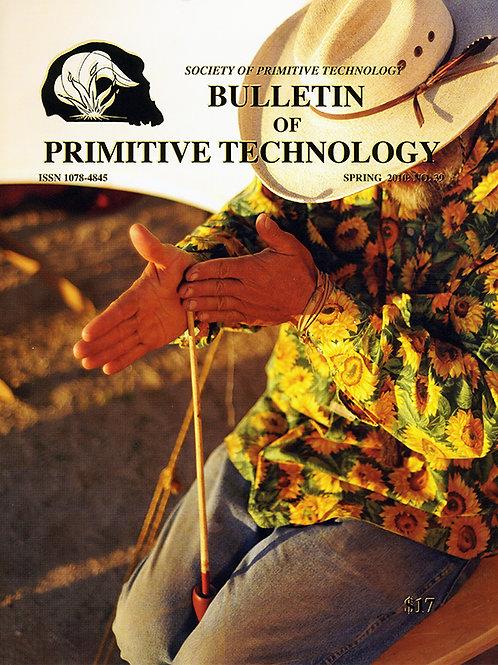 Bulletin #39 - Desert Technologies
