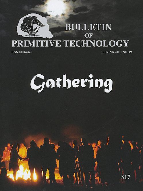 Bulletin #49 - Spring 2015: Gathering