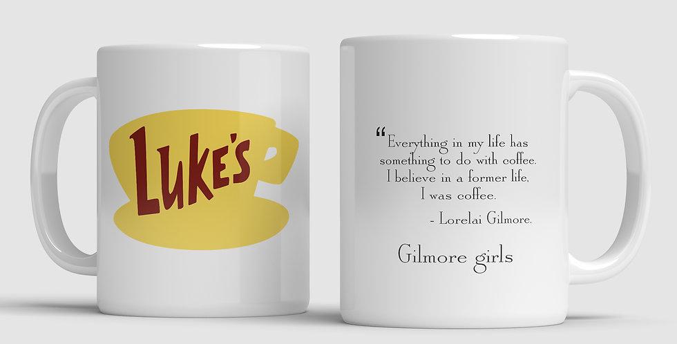 Caneca Gilmore Girls - LUKE'S