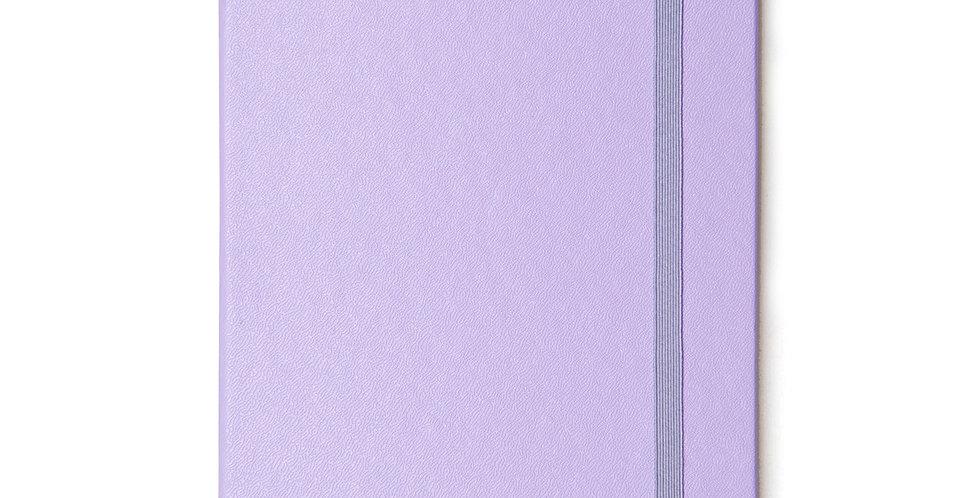 Moleskine Clássico Lilás Pastel