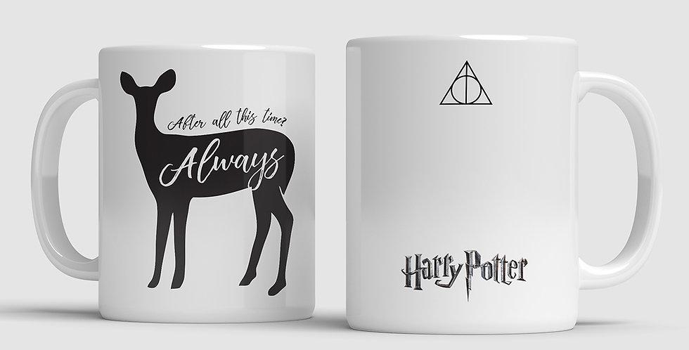 Caneca Harry Potter - Always 01