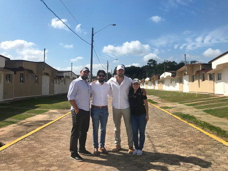 FIRST AFFORDABLE RESIDENTIAL PROJECT IN PANAMA TO BE REGISTERED FOR EDGE CERTIFICATION