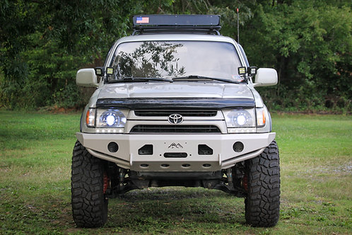 96-02 4RUNNER PLATE BUMPER - DIY KIT