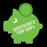 OAP-discount