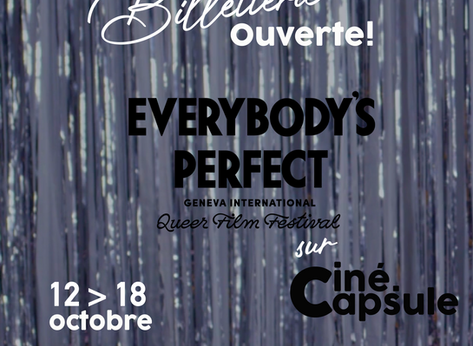 The Queer Festival: Everybody's Perfect (EN)