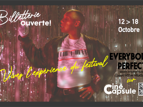 Le festival Queer : Everybody's Perfect (FR)