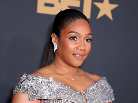 So You Want To Be A Comedian? Tiffany Haddish Gives Good Advice