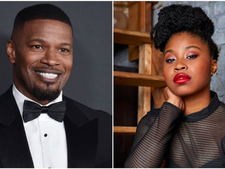 Jamie Foxx And Dominique Fishback Team Up To Adapt One Woman Play 'SUBVERTED'