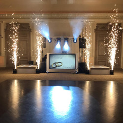 Sparkulars and Video Booth