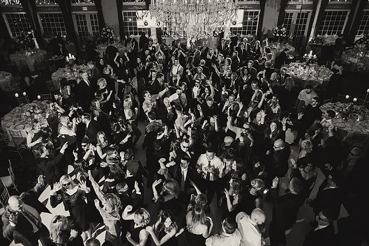 Packed Dance Floor BW.jpg
