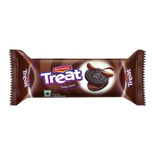 Britannia Treat Choclate Creame Biscuit
