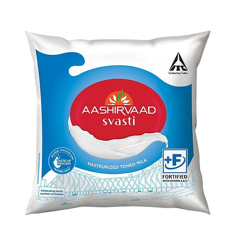 Ashirwad  Toned Milk 500ML