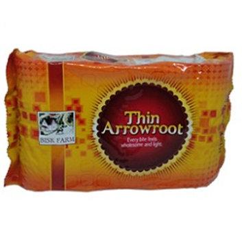 Bisk Farm Thin Arrowroot biscuit