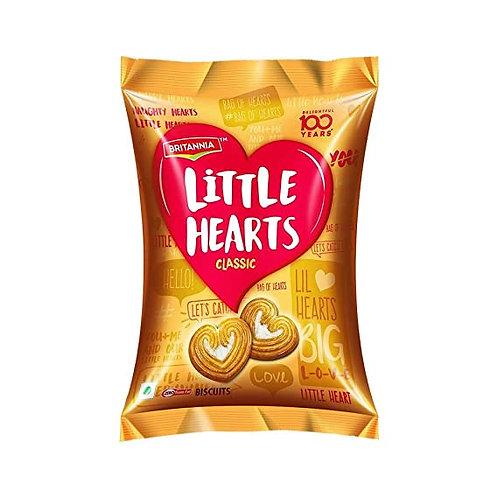 Britannia Little Hearts