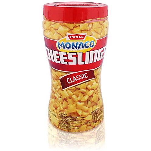 Parle Monaco cheeselings classic biscuit