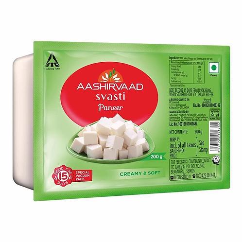 Ashirwad Paneer 200 Gram
