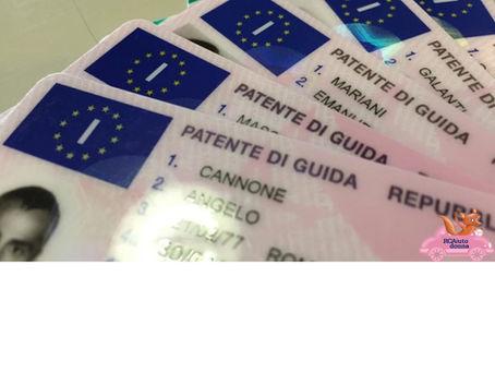 La tua patente scade entro  il 30 giugno 2021?