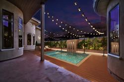 201 Elizabeth Pool rendering