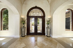 Front Entry Interior