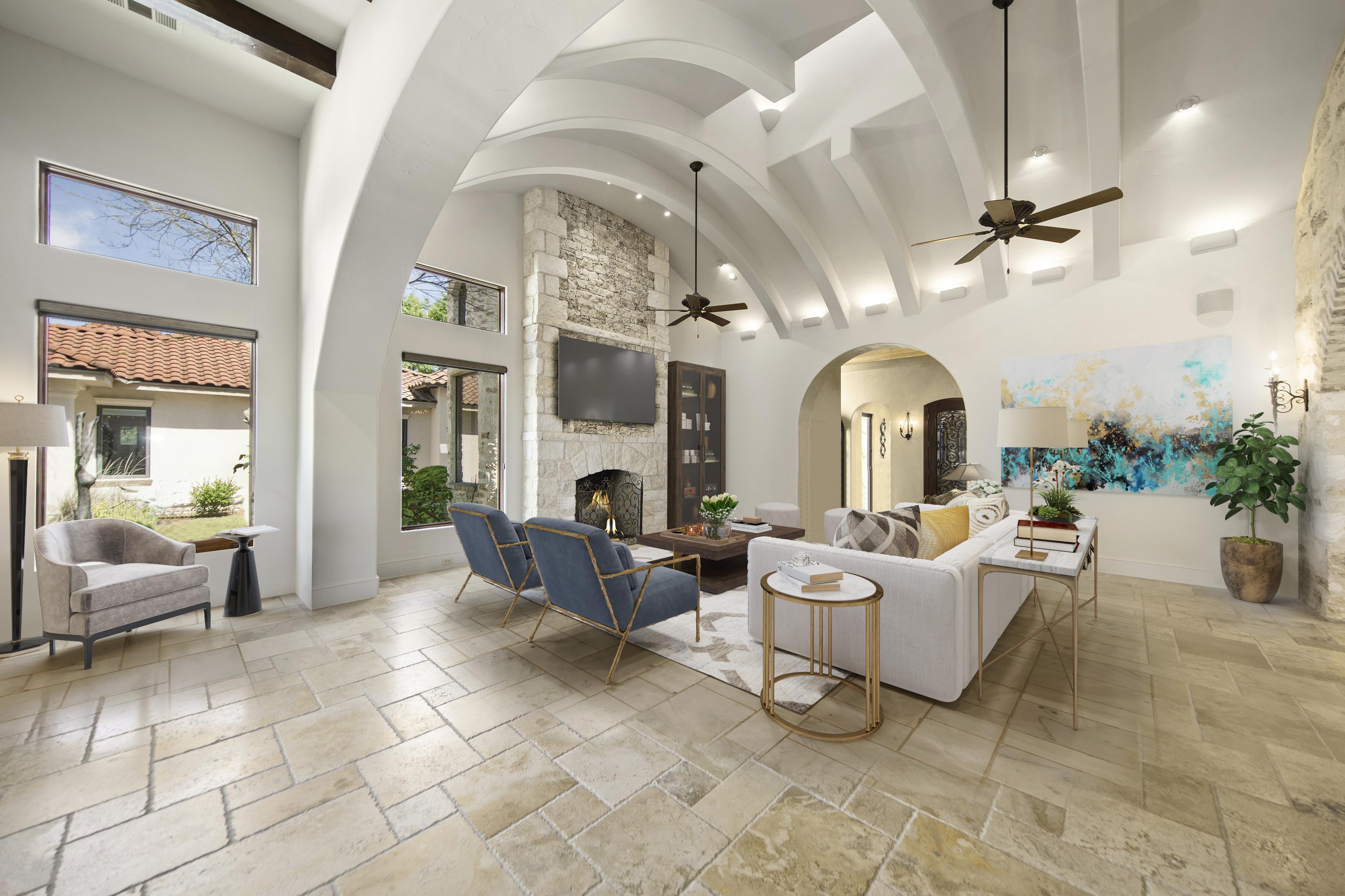 Living Room 3 VS