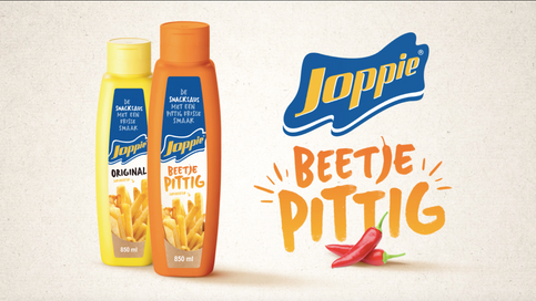 Joppie Beetje Pittig launch