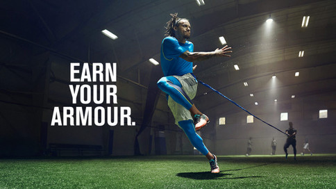 Under Armour challenges everyday athletes