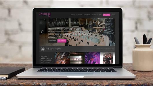 Moxy Hotels speaks millennial