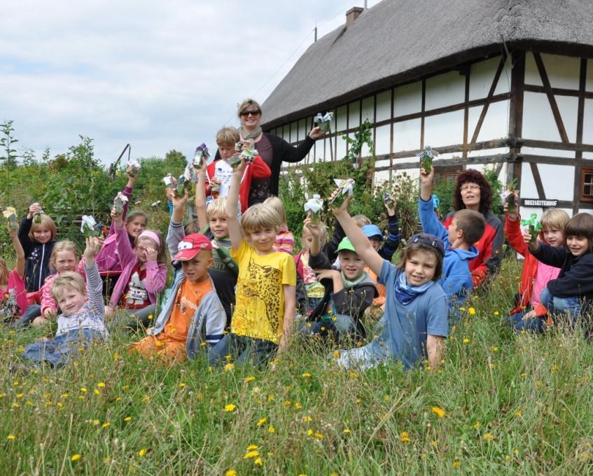 Natur zum Anfassen in Brandenburg