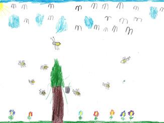 608 fleißige Bienchen!