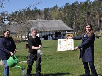 Brandenburger Partner freuen sich auf Natur zum Anfassen 2021