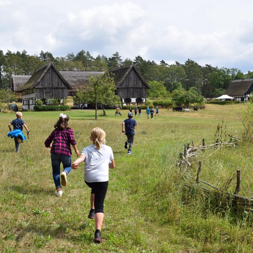 Natur zum Anfassen | Höllberghof