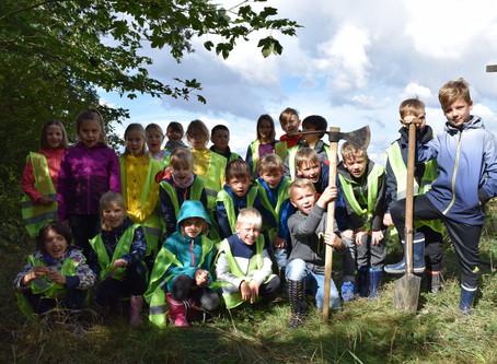 1200 Schüler nutzten Draußen-Unterricht in Sachsen-Anhalt