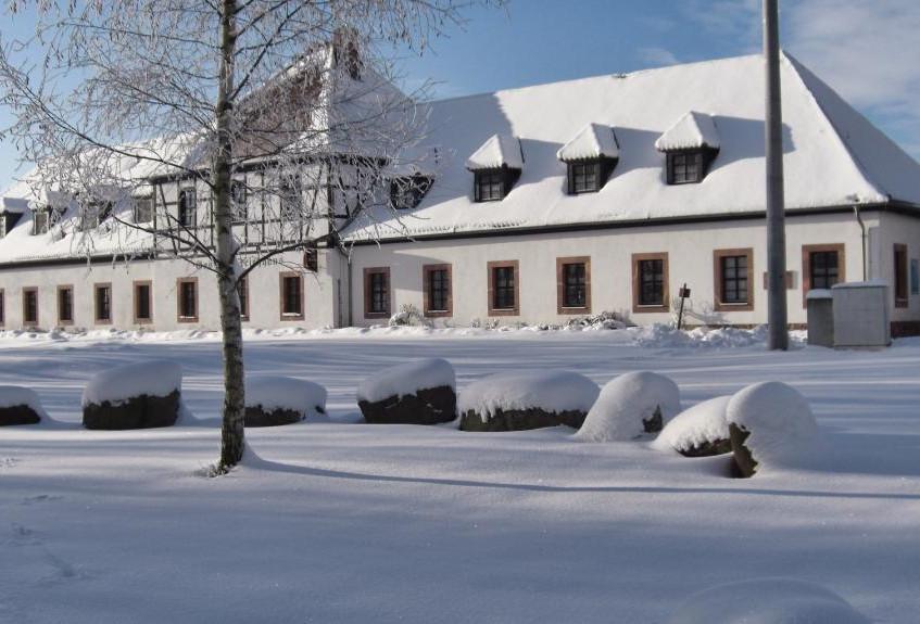 Teichhaus Eschefeld_Winter