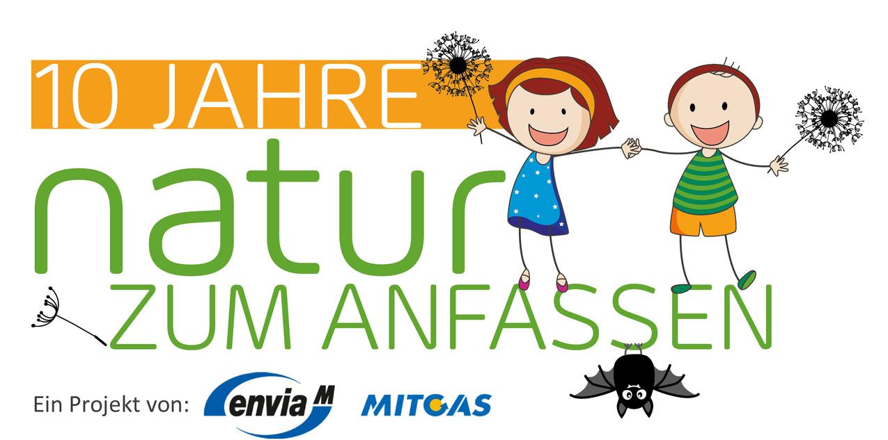 Logo Natur zum Anfassen