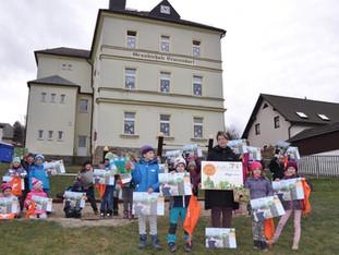 Sonderpreis geht an Grundschule Crottendorf im Erzgebirge