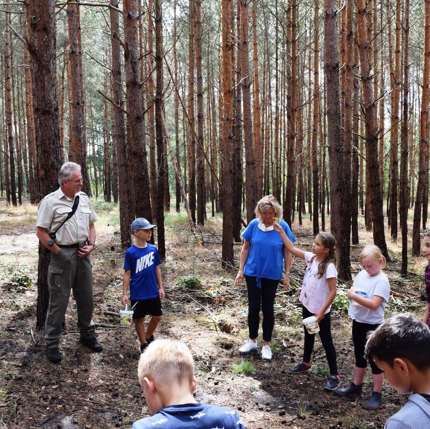 Natur zum Anfassen 2020 | Höllbergho