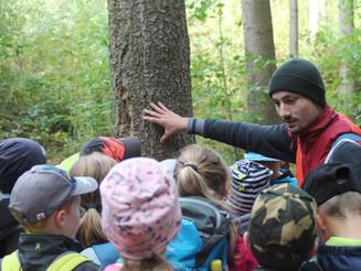 80 Schulen aus Sachsen-Anhalt und Sachsen nutzen Exkursionstag in die Natur