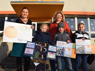Grundschule Zschepplin erhält Sonderpreis