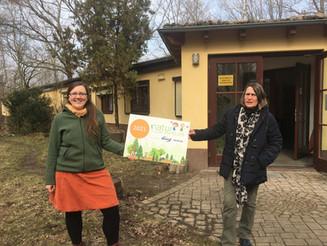 Neuer Projektpartner im Landkreis Leipzig: Ökostation Borna-Birkenhain