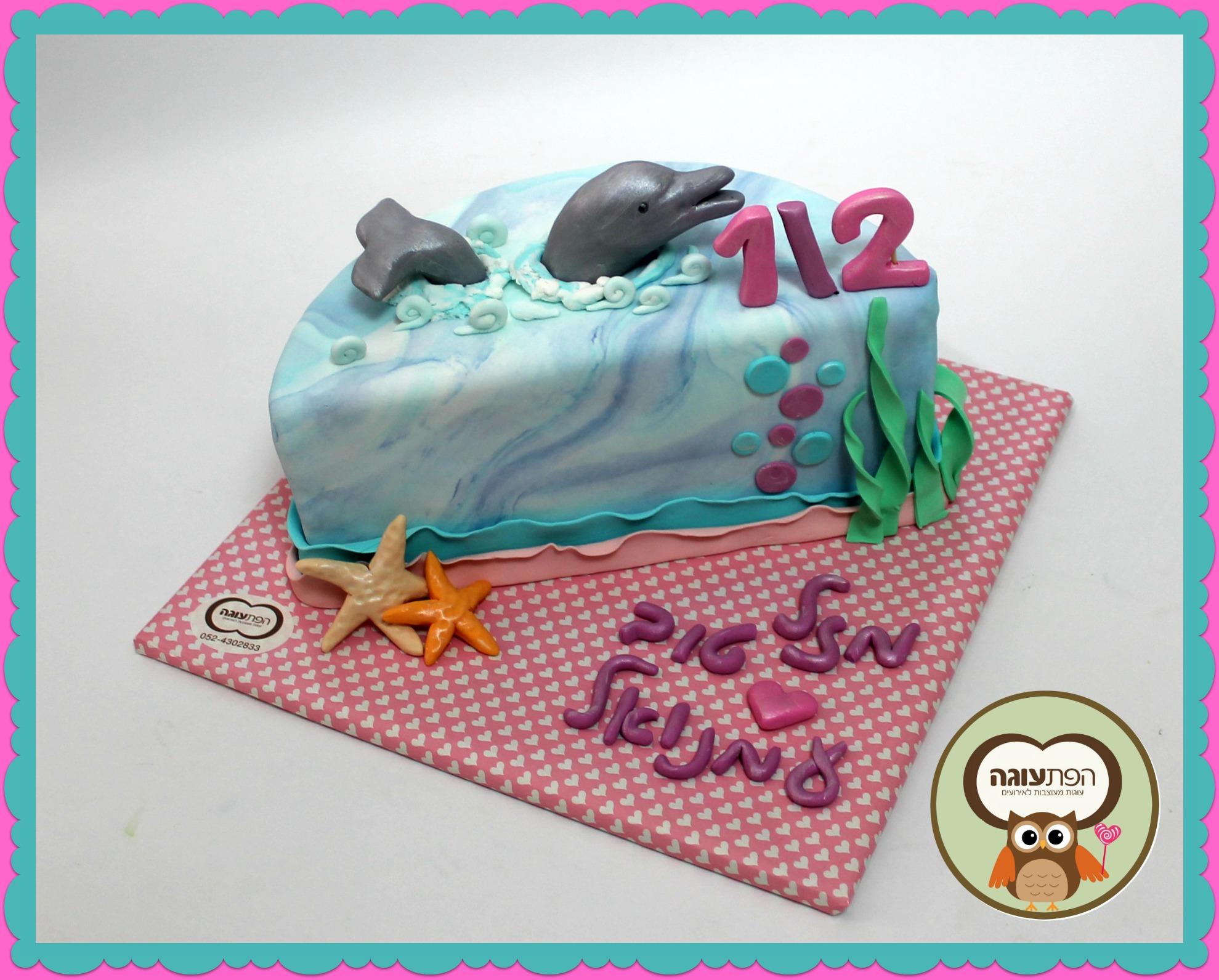 חצי עוגה
