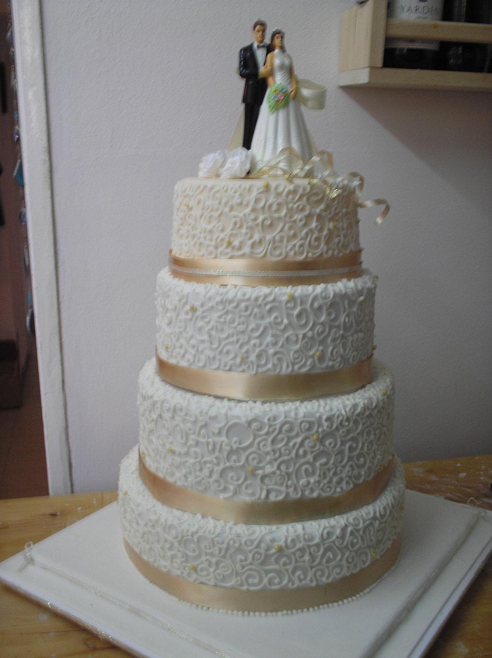 חתונה ורד ואיציק 2008
