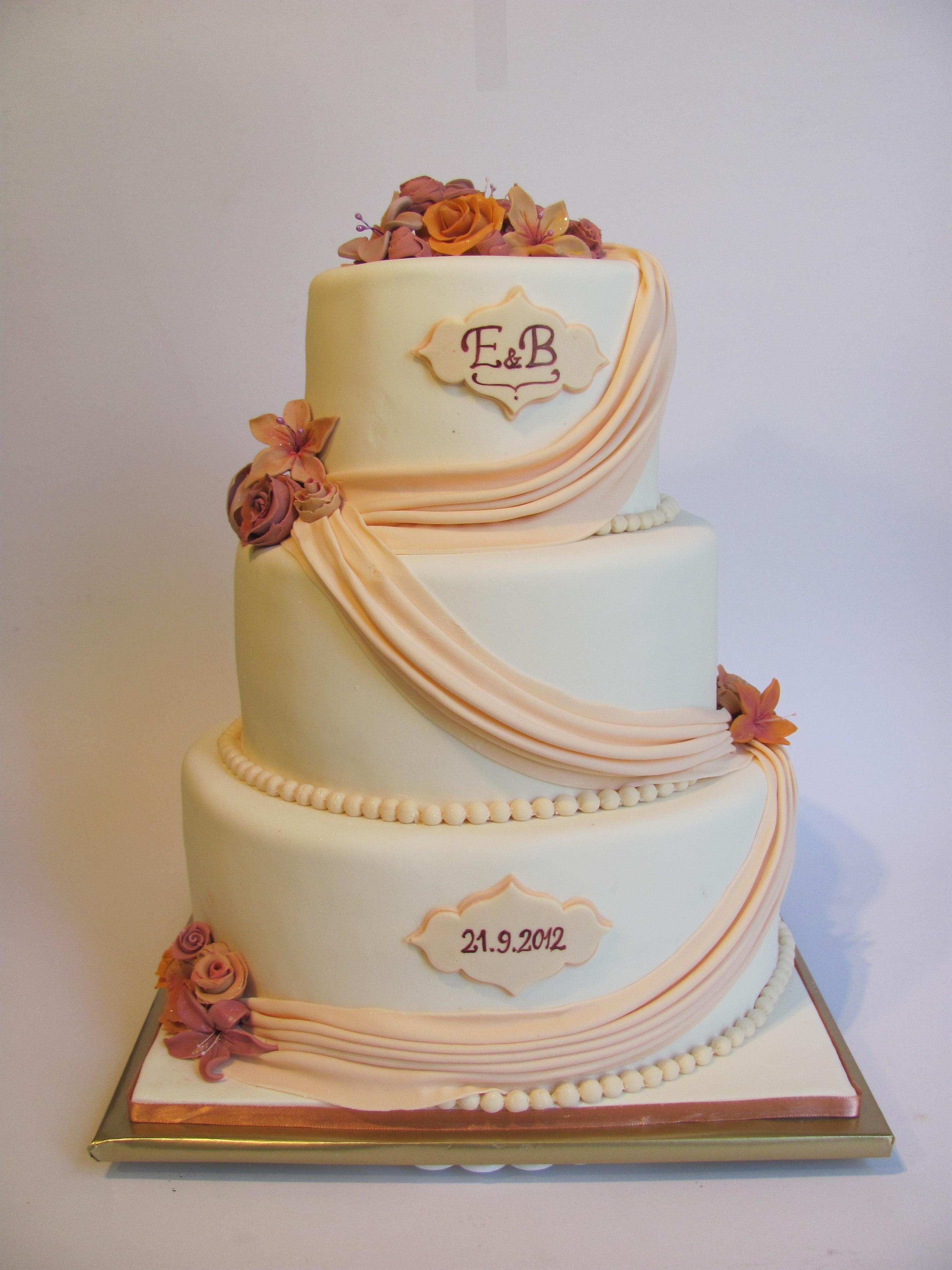 חתונה אלינור ובן 2012